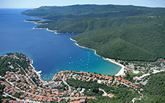 Rabac - The Pearl of Kvarner Bay